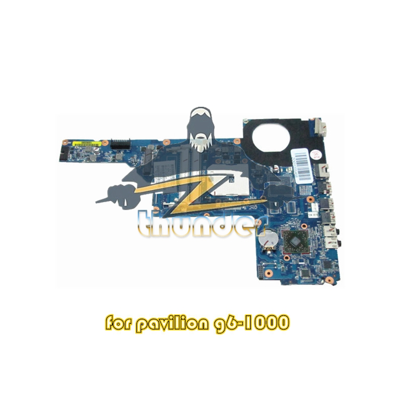 все цены на NOKOTION 649288-001 MAIN BOARD For hp pavilion G6 G6-1000 Laptop Motherboard Socket fs1 218-0755046 DDR3