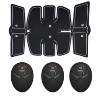 New arms body abdomen instrument massager home fitness exercise muscle training instrument abdominal massager