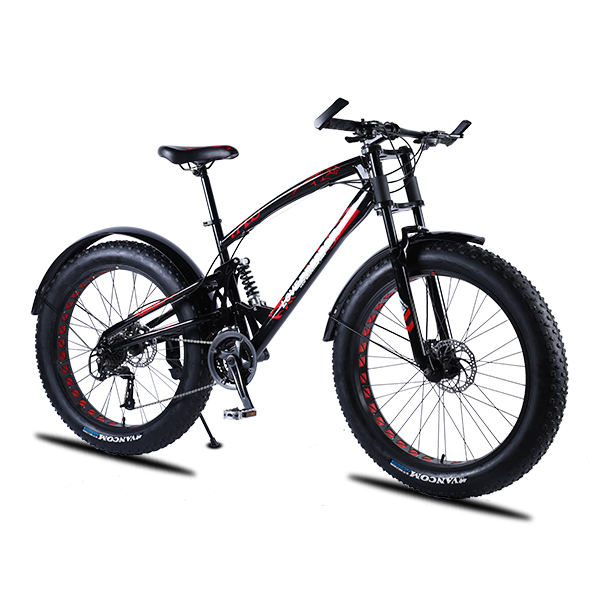 27-speed black red