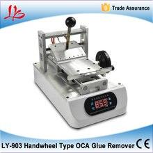 LY 903 OCA handwheel type glue Removing Machine for mobile phone repairing