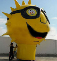 inflatable advertising balloon sunshine toy model giant