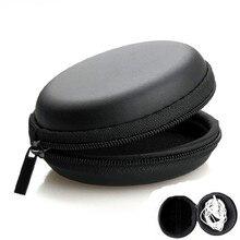 все цены на Earphone Holder Case Storage Carrying Hard Bag Box Case For Earphone Headphone Accessories Earbuds онлайн