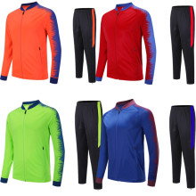 Спортивные штаны для взрослых мальчиков, спортивные костюмы для бега, спортивные куртки для футбола 18 19, высокое качество 6809