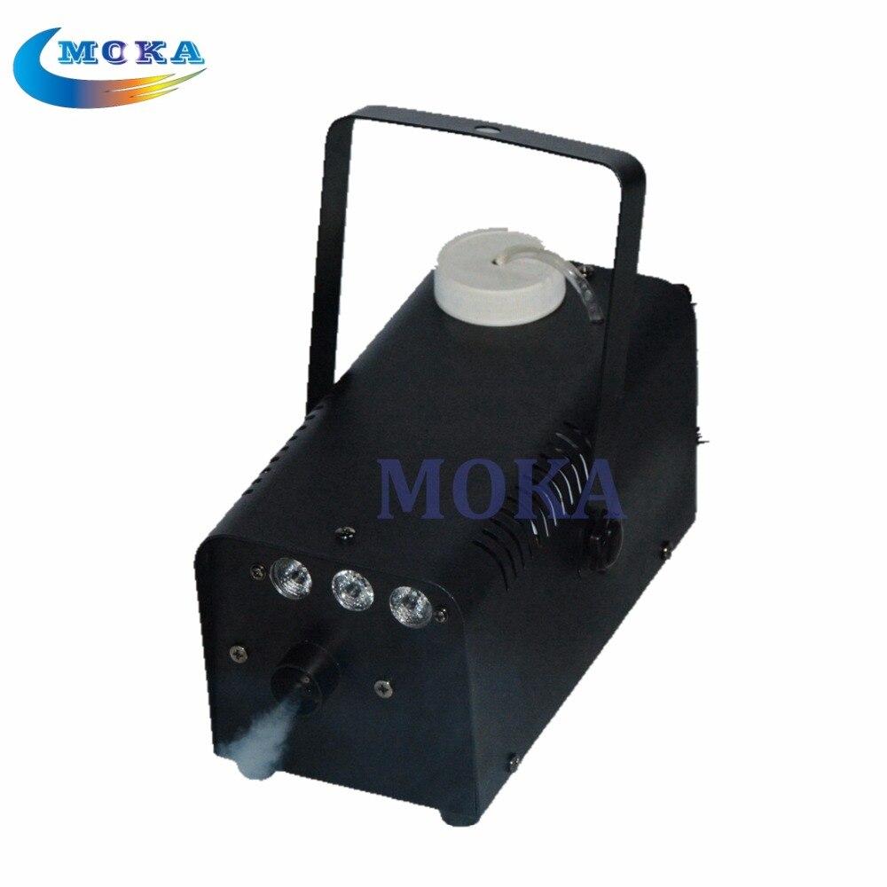 ФОТО 2pcs/lot 400w Led Smoke Generator for Smoking Pro DJ Mini Fog Machine