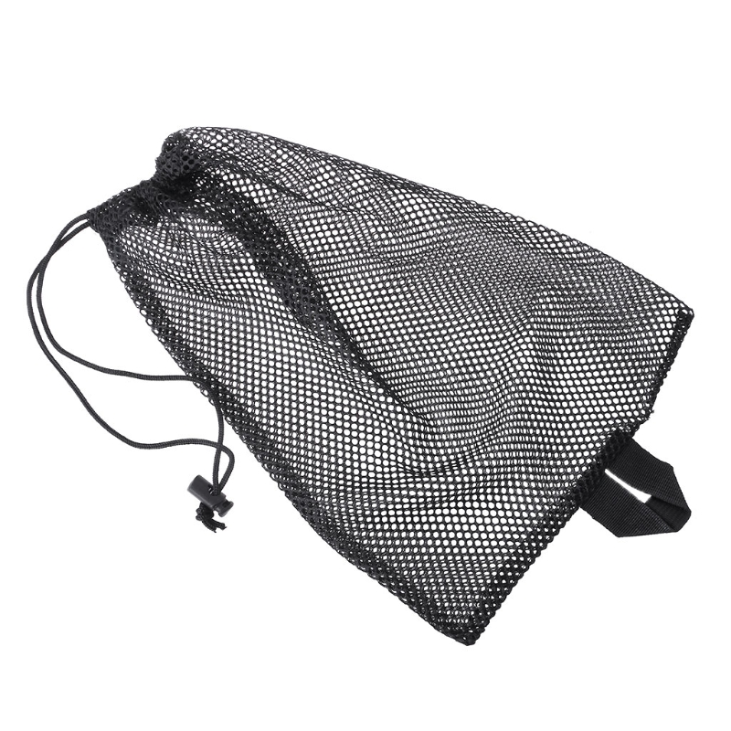 Quick Dry Swim Bag Dive Equipment Drawstring Type For Water Sports Snorkelling Equipment Mask Snorkel Flippers Packing Net Bag
