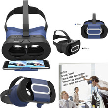 Portable Foldable 3D Video Virtual Reality VR Glasses Headset For 4-6.0 inch Phone