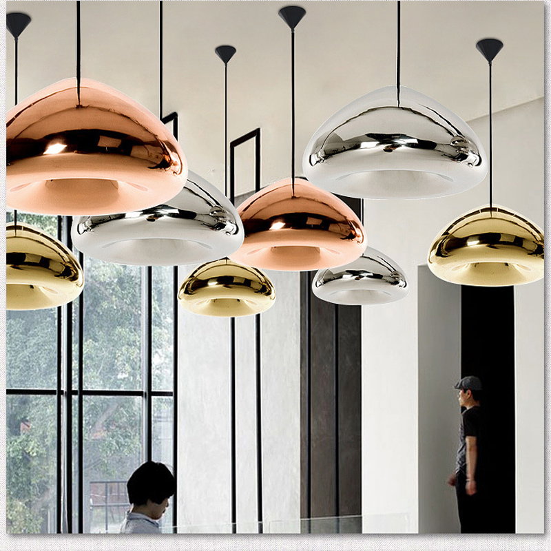 Free shipping 2017 HOT sale Void Pendant Lamp Void Light Silver/Bronze/Gold Void Pendant Lamp Fashion Chandelier Lamps