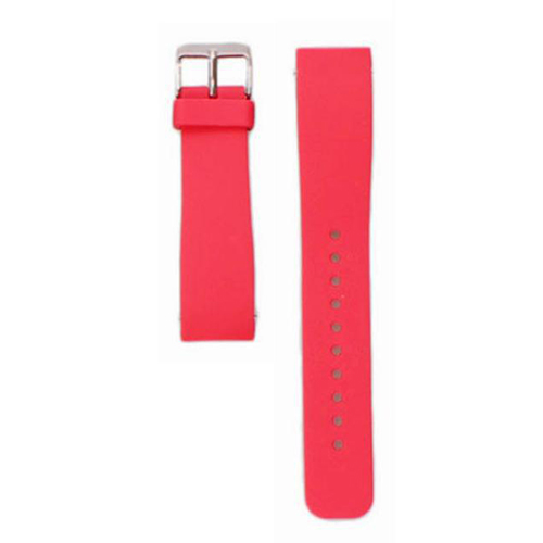 Luxury Silicone Watch Band Strap For Samsung Galaxy Gear S2 SM-R732 Smart watch Colour:Red eache silicone watch band strap replacement watch band can fit for swatch 17mm 19mm men women
