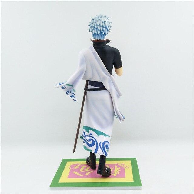 Аниме фигурка Гинтоки Гинтама 18 см 1