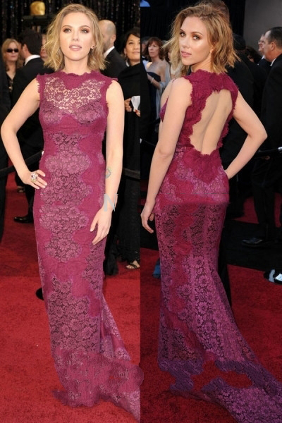 Celebrity Dresses oscars 2017 dresses Elegant Mermaid High Cap Sleeve  Appliques Floor-Length Party Evening gowns Prom Gowns 9a944b7b4bbd