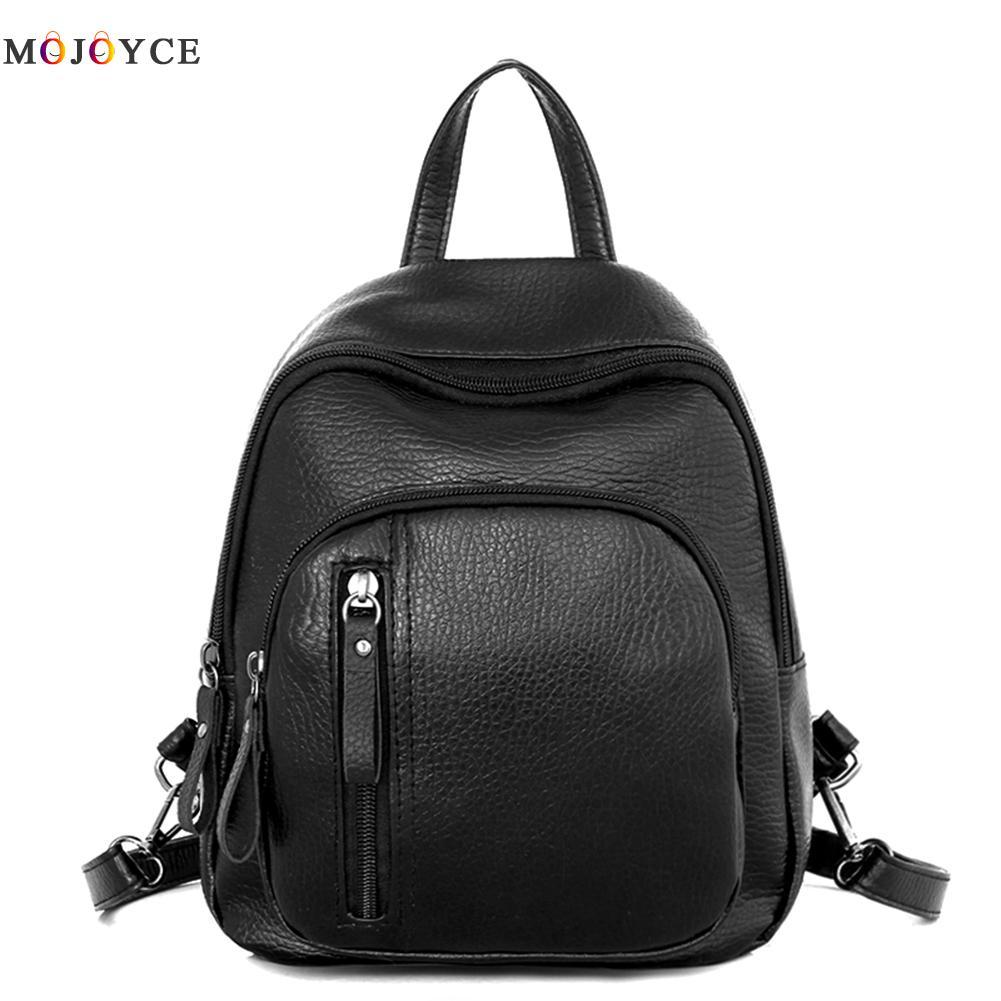 ... rivet zipper pu leather student backpack korean style backpack girls  women s back pack runsuck. 37% Off. 🔍 Previous a03a58186d81b