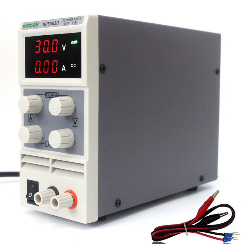 1PCS DC electrical source power supply 60V 5A Digital Adjustable high precision cps 6011 60v 11a digital adjustable dc power supply laboratory power supply cps6011