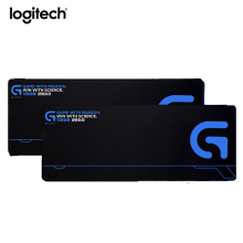 Logitech Super Large Size Mouse Pad 800*300*3MM Natural Rubber Material Waterproof Desk Mousepad With Box