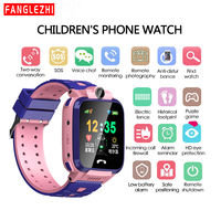 2019 New Smartwatch IP68 Waterproof Smart Watch For Kids Watch Phone With SIM Card Position Touch Screen SOS Call Standby king