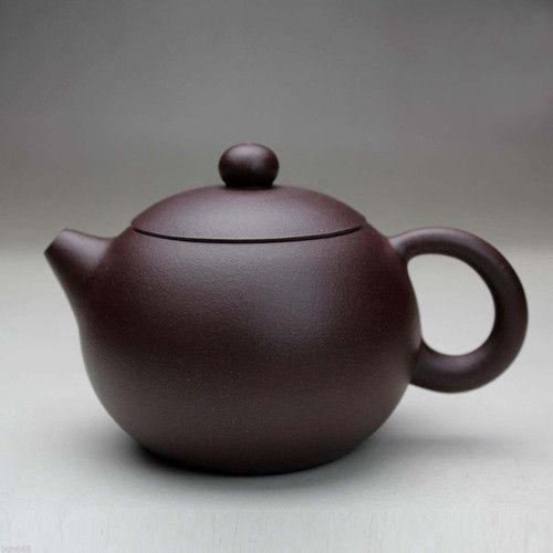 Chinese Yixing xishi handmade tea pot zisha purple clay teapot zi niChinese Yixing xishi handmade tea pot zisha purple clay teapot zi ni