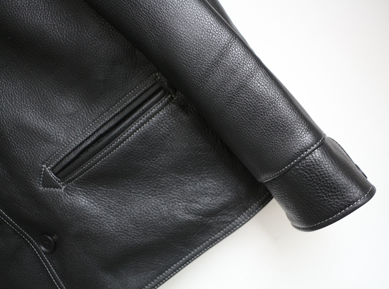 HTB1H16Qy1OSBuNjy0Fdq6zDnVXaU Free shipping,Brand men's 100% genuine leather Jackets,classic oil wax cow leather jacket,japan brakeman jacket.original