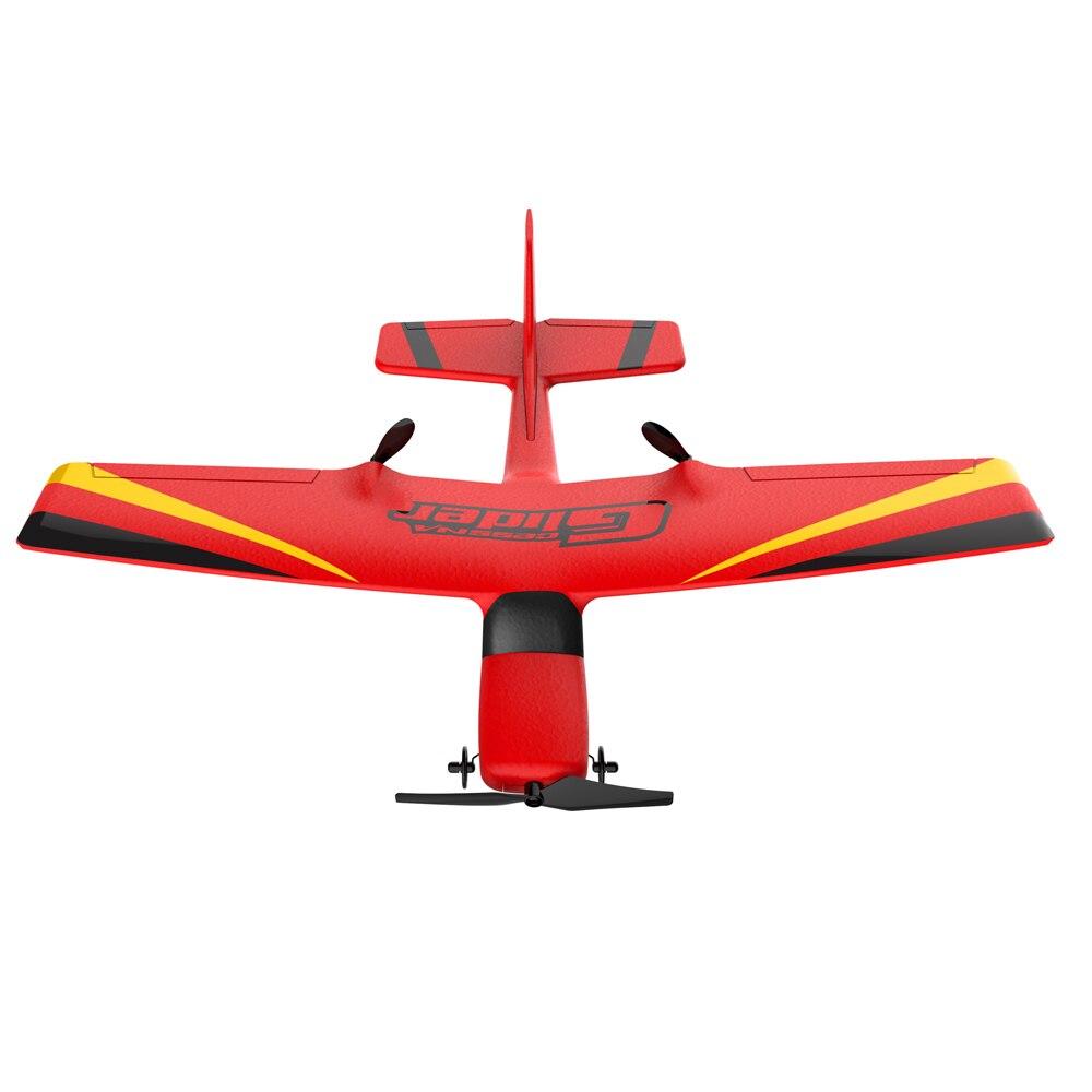 Z50 RC avion EPP mousse planeur avion gyroscope 2.4G 2CH télécommande envergure 25 minutes temps de vol RC avions jouet 2