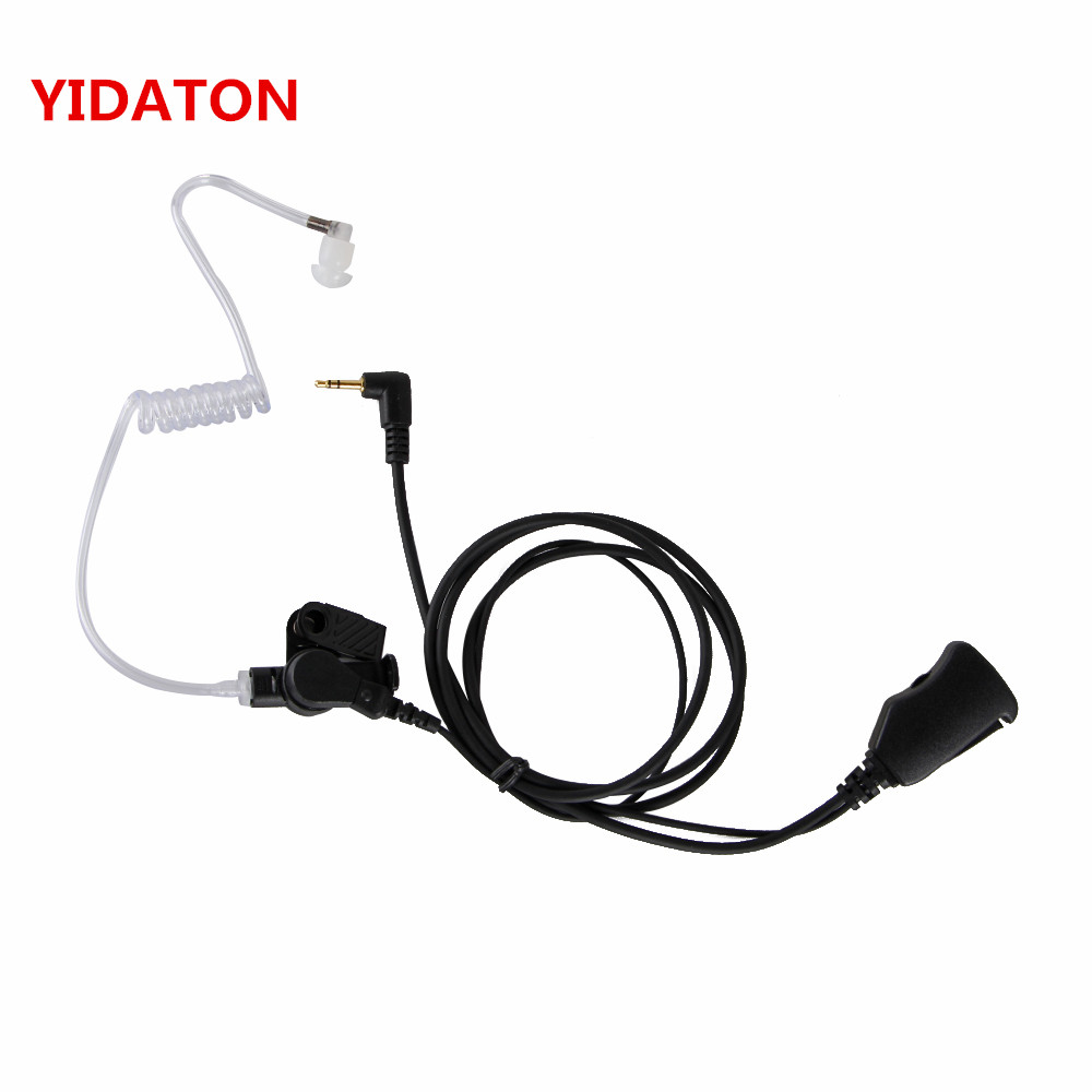 Walkie Talkie Provided Half Face Motorcycle Helmet Headset Earpiece Ptt For Walkie Talkie Motorola Cb Radio Tlkr T80 T60 T5 T7 T5410 T5428 Fr50 Xtr446
