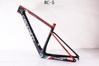 Хамелеон цвета велосипедная углеродная рама велосипедная рама 29er 27.5er 15 17 19 BSA BB30 зауженные крепежная рама для горного велосипеда, 2 года