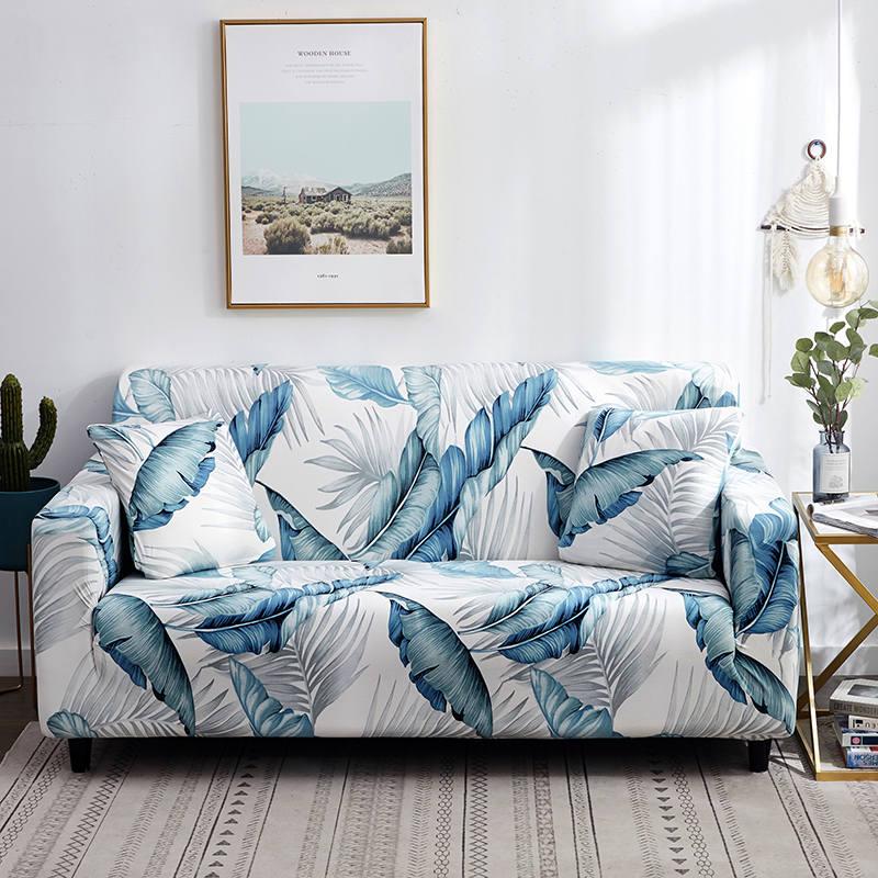 Elastic Sofa Covers For Living Room Sofa Towel Tight Wrap All-inclusive Slip-resistant Sofa Cover Strech Sofa Slipcover