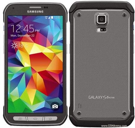 """bilder für Refurbished Samsung Galaxy S5 Aktiv G870 Quad Core 5,1 """"zoll 2 GB RAM 16 GB ROM 16MP Handy Entsperrt Kostenloser Versand"""