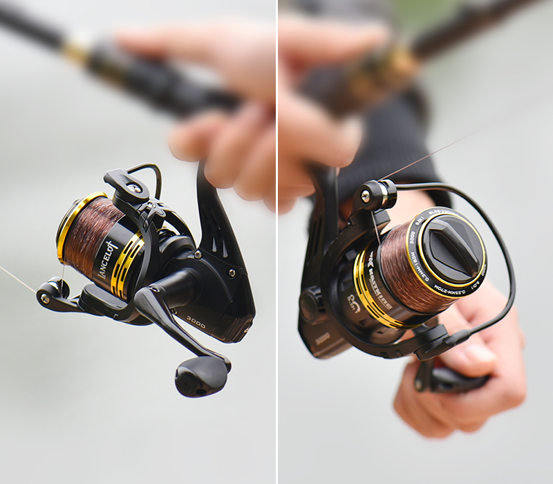 Max Drag Fishing Reel for sale 8 KG