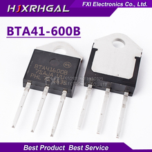 5PCS BTA41-600B BTA41-600 TO-3P TO3P BTA41600B New original