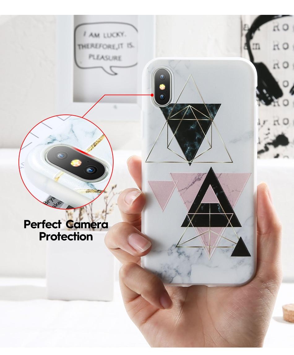 Geometry Marble Samsung Galaxy Case