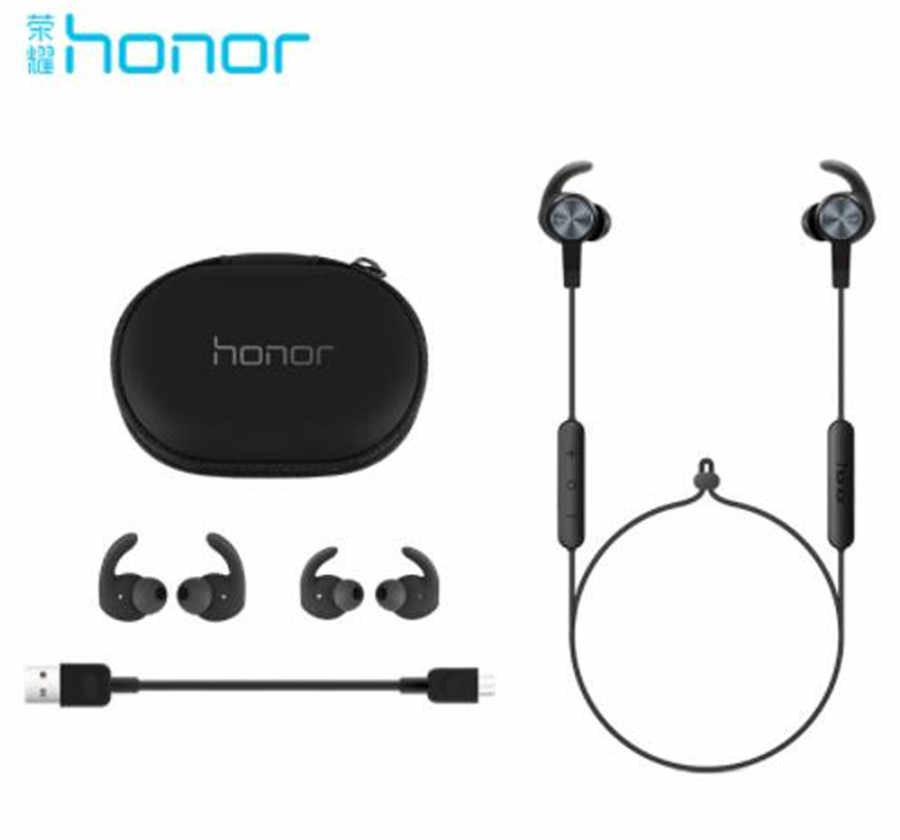 Oryginalny honor Am61 H Am61 honor xSport am61 zestaw słuchawkowy bluetooth IPX5 wodoodporna BT4.1 bezprzewodowe słuchawki dla Android IOS