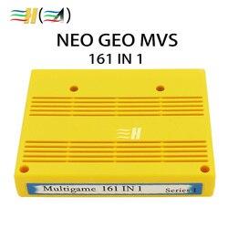 Placa base de cartucho 161 en 1 161 en 1 MVS Cart NEO geomvs Multi cartucho Cassette Jamma gameboy cartucho arcade