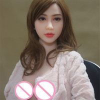 Japanese human dolls 165cm real sized sex doll with rubber vagina anal pussy adult sex toys juguetes sexuales