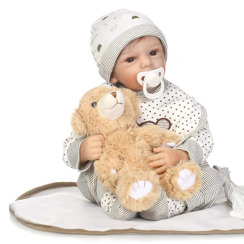 doll alive reborn doll with soft real gentle  touch Collection lifelike baby doll vinyl silicone doll for children's gift new fashion design reborn toddler doll rooted hair soft silicone vinyl real gentle touch 28inches fashion gift for birthday