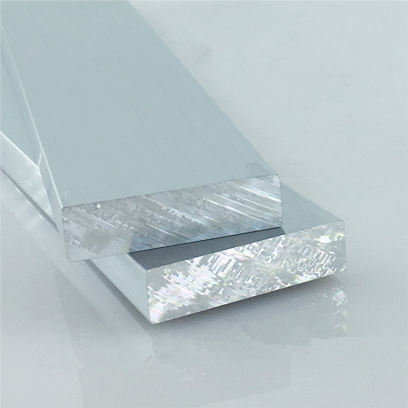 Aluminium Alloy Plate 8mmx50mm Article Aluminum 6063-T5 Oxidation Width 50mm Thickness 8mm Length 100mm