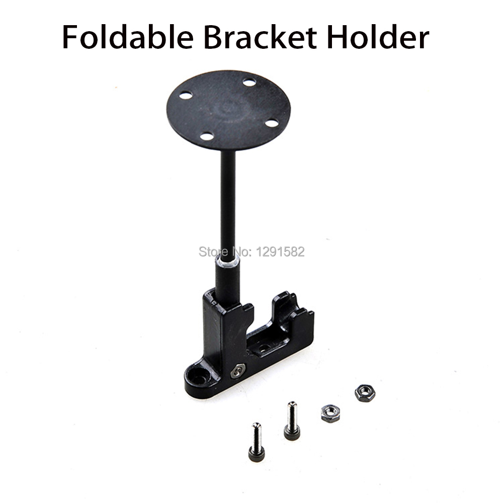 New Plastic GPS Antenna Stand Mount Folding Seat Base Foldable Bracket Holder for DIY Drone FPV 250 280 Quadcopter Multirotor