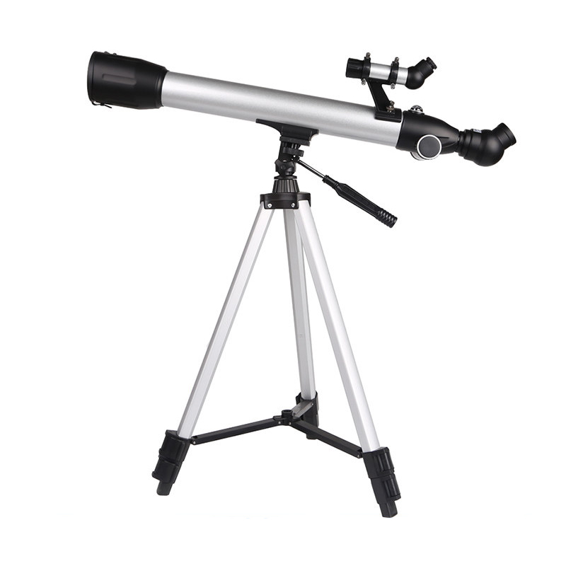 BIJIA 600x50 Telescope Astronomic Professional Finderscope Tripod Powerful Space Monocular Telescope Moon Watching free delivery children with monocular space telescope 600 50mm
