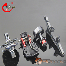FID A key to reverse gear system for losi 5ive T 4WD Truck RC CAR