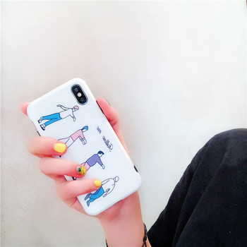 Follow me - Cute Cartoon Phone Case For iPhone