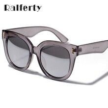 Ralferty, корейские негабаритные Квадратные Солнцезащитные очки, для женщин и мужчин, пластиковая оправа, солнцезащитные очки, UV400, уличные очки, зеркальные очки, 1784