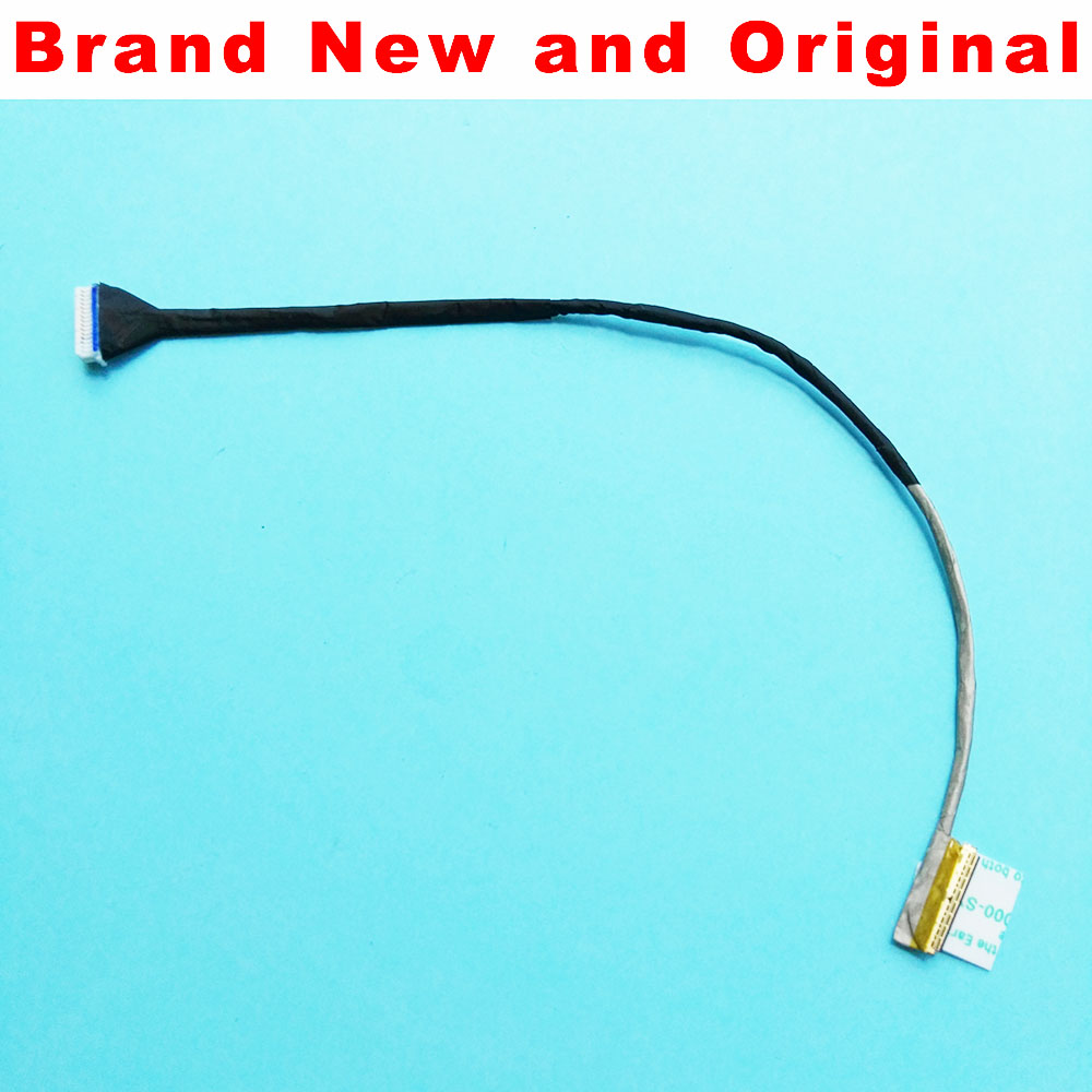 new original lcd cable for Clevo W510TU LVDS CABLE 6 43 W5151 020 Q ...