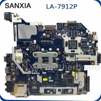 SHELI Q5WV1 LA 7912P Laptop Motherboard For Acer NV56R E1 571 V3 571 Mainboard HM77 Support