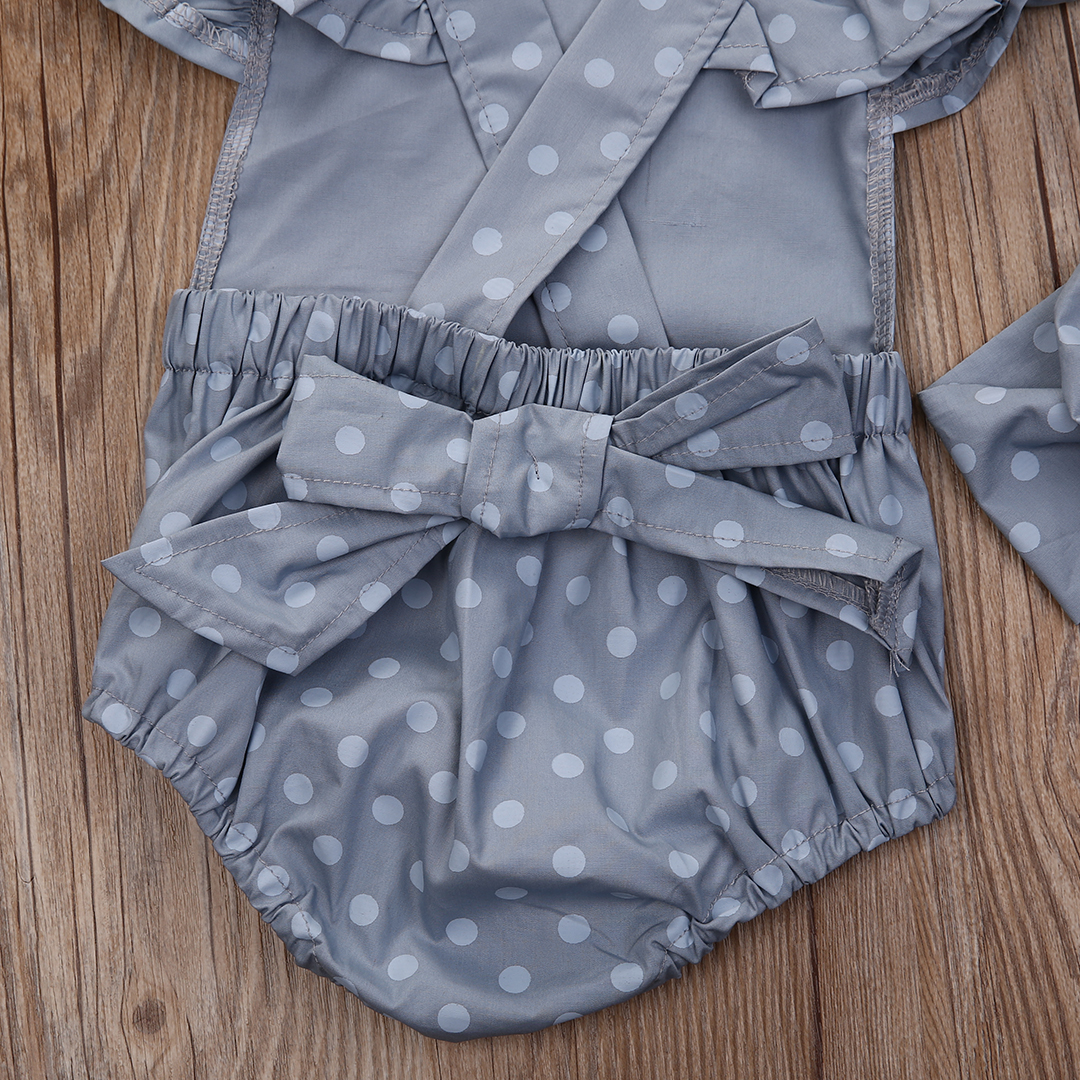 2PcsSet-Polka-Dot-Newborn-Baby-Girls-Clothes-Butterfly-Sleeve-Romper-Jumpsuit-Sunsuit-Outfits-1