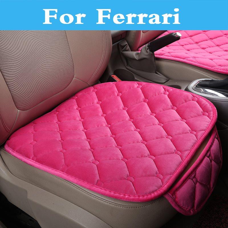 Summer Cool <font><b>Car</b></font> seat cushion Personality Cover For Ferrari 488 GTB 575M 612 California F12berlinetta F430 FF LaFerrari