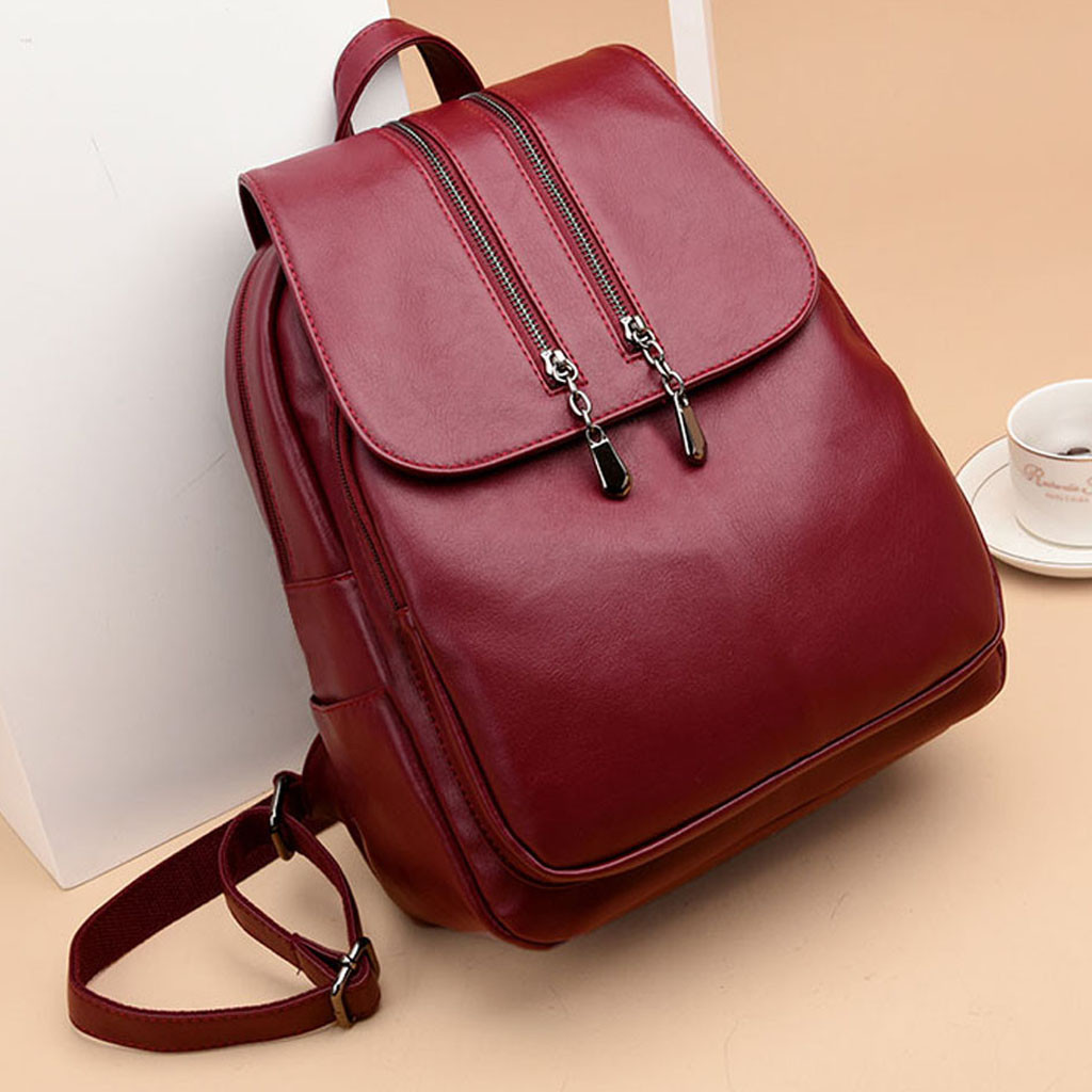 HTB1H1EhXEz1gK0jSZLeq6z9kVXaQ New fashion lady bag anti-theft women backpack 2019 hight quality vintage backpacks female large capacity women's shoulder bags
