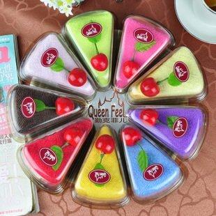 Free Shipping 100%Cotton Shower Towel Sandwich Cake ice cream pets wine flower/ Wedding Christmas Valentines Birthday gifts