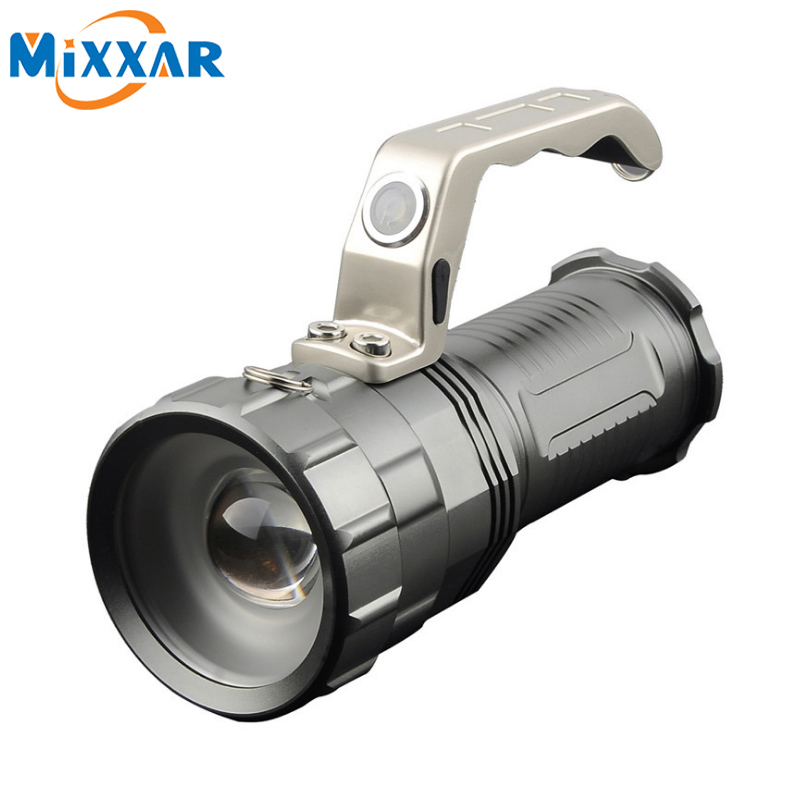 ZK20 CREE XM-L T6 4 Modes 5000LM LED Flashlight Torch Search Camping Hunting Fishing Miner's Lamp Lantern Light 3800 lumens cree xm l t6 5 modes led tactical flashlight torch waterproof lamp torch hunting flash light lantern for camping z93