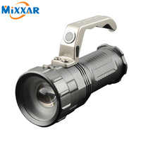 ZK20 5000LM LED Flashlight CREE XM L T6 3 Modes Torch Search Camping Hunting Fishing Miner
