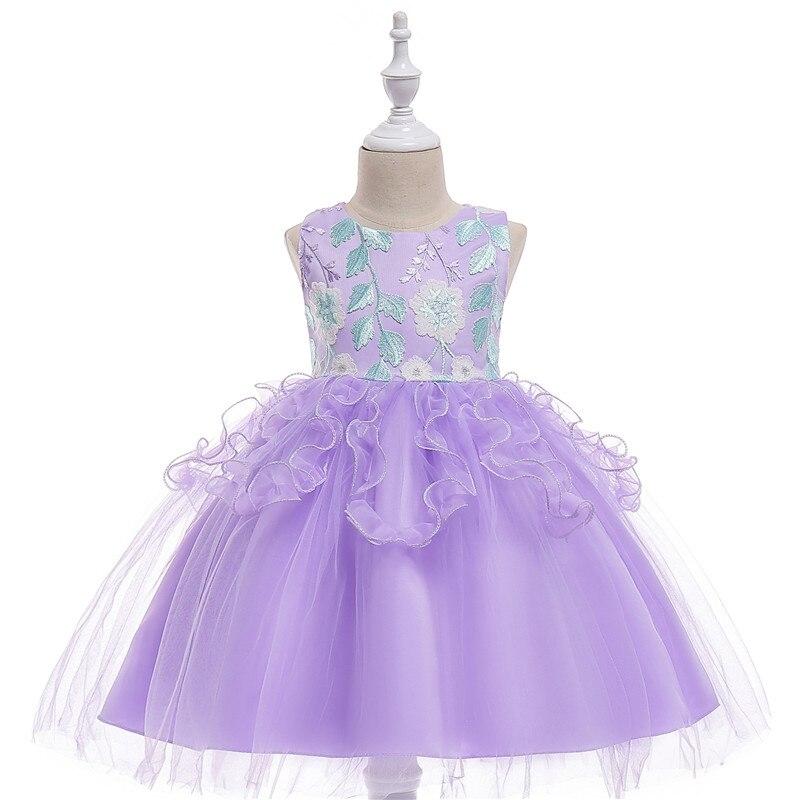 Aliexpress.com : Buy European Flower Girls' Dresses For