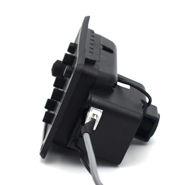 FISHMAN Presys 301 Mic Blend Dual Model Preamp EQ Tuner Piezo Pickup Beat