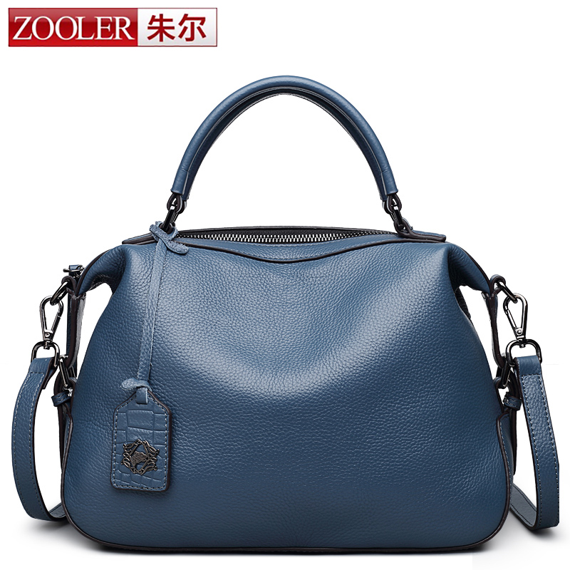 ZOOLER 2016 new delicate designed real leather bag bags handbags women famous brands luxury shoulder bag