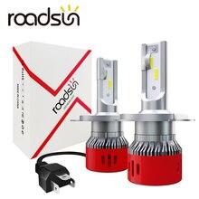 AICARKAS High Brightness LED Headlight Bulbs Turbo H4 H7 H11 H1 9005/HB3 9006/HB4 CSP Car Headlights Fog Lamp 12V 24V